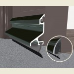 Expelex Deflector Black With Seal