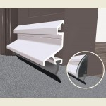 Expelex Deflector White With Seal