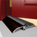 933mm Exitex Threshex Draft Excluder Bronze
