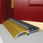 1829mm Exitex Threshex Draft Excluder Gold