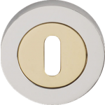 Keyhole Escutcheon PC-PB