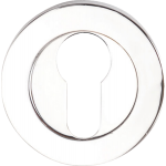 Designer Euro Profile Cylinder Escutcheon PC