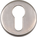 Euro Lock Escutcheon SSS