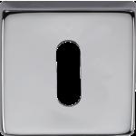 Open Keyhole Escutcheon PC