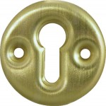 Chubb Open Door Lock Escutcheon SSS