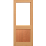 33 x 78 2XG CDS Exterior Door Unglazed