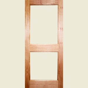 2XGG MT Hardwood Doors