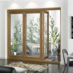 1.8m x 2.1m Pattern 10 Oak Folding Doors