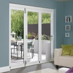 2.4m x 2.1m Pattern 10 Softwood Folding Door Set