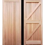 30 x 78 Pattern HYX Hardwood Door