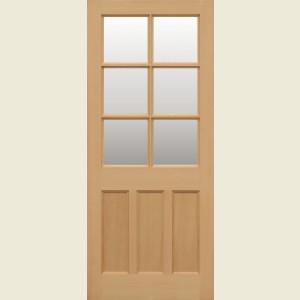KXT Hemlock Doors