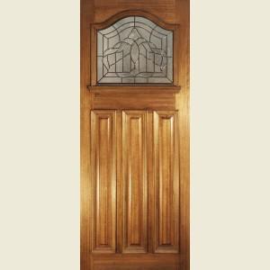 30 x 78 Glazed Estate Crown Door