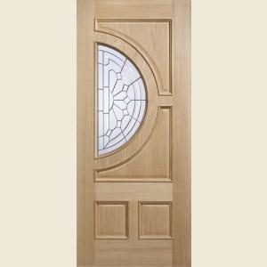 Empress Oak Doors