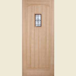 Oak Chesham Glazed Doors
