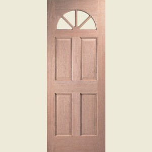 Carolina MT Unglazed Doors