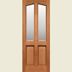 External Richmond Hardwood Doors