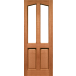 32 x 80 MT Hardwood Richmond Door Unglazed