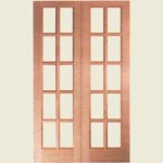 CDS Part L Pattern SC French Doors