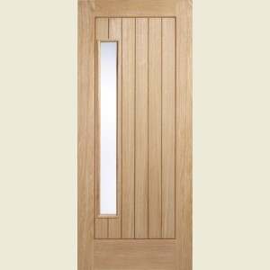 Adoorable Oak Newbury One Light Glazed Doors