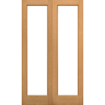 46 x 78 Part L Pattern 20 French Doors Unglazed