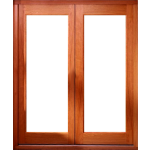 1200mm Hardwood French Door Set