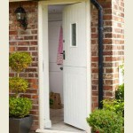 Chancery Triple Glazed Oak Stable Doors