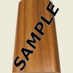 American Pecan Floor Trim Sample
