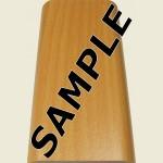 Beech Floor Trim Sample