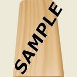 Birch Floor Trim Sample