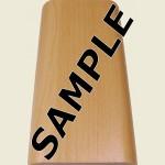 Cherry Floor Trim Sample