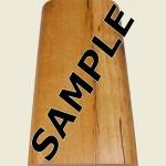 Chestnut Floor Trim Sample