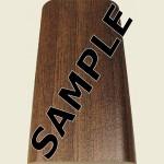 Fast Fix Rustic Oak Floor Trim Sample