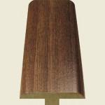 Fast Fix Rustic Oak Joining Trim  2.7m