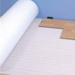 Laminate Floor Foam Underlay