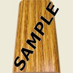 Harvest Oak Floor Trim Sample