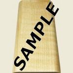 Maple Floor Trim Sample