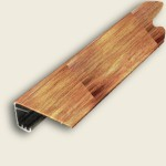Quick-Step Antique Oak Stair Nose Profile