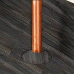 Quick-Step Dark Grey Oiled Oak 15mm Pipe Rose