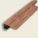 Quick-Step Oiled Walnut Stair Nose Profile