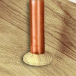 Quick-Step Old Oak Matt Oiled 22mm Pipe Rose