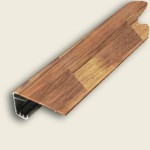 Quick-Step Vintage Oak Dark Varnished Stair Nose Profile