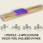 Quick-Step Vintage Oak Natural Varnished Multi Profile