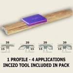 Quick-Step Enhanced Vintage Oak Natural Multi Profile
