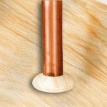 Quick-Step Natural Varnished Maple 22mm Pipe Rose