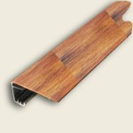 Quick-Step Oak Colonial Planks Stair Nose Profile