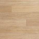 Elegance White Varnished Oak Flooring Sample