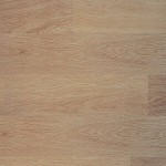 Eligna White Varnished Oak Flooring Sample