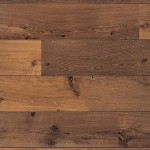 Perspective V2 Vintage Oak Dark Varnished Flooring Sample