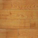 Perspective 4V Natural Varnished Cherry Flooring Sample