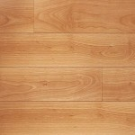 Perspective 4V Varnished Beech Laminate Flooring Planks